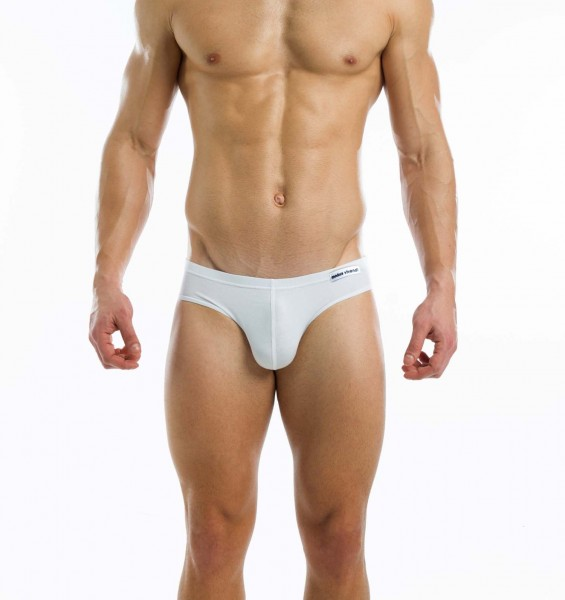 Modus Vivendi Herrenslip Classic Brief 15612 white