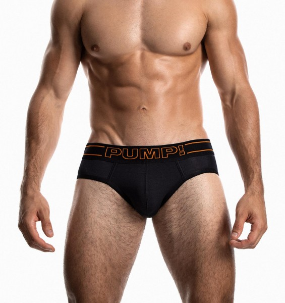 Pump! Herren Slip NIGHTLIGHT Brief 12050