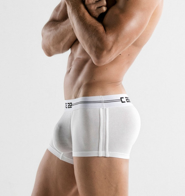 Code 22 Essential Boxer Brief white